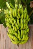 Head of bananas Stock Photography