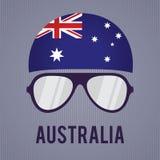 Head Band of Australia Royalty Free Stock Photo