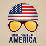 Head Band United States Of America Stock Image