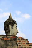 Head of Buddha Stock Images