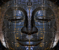 Head of buddha Stock Image
