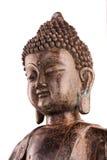 Head of Buddha. Stock Photo