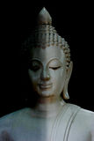 Head of buddha state  Stock Photos