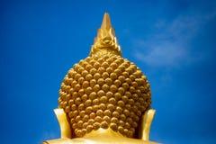 Head of Buddha statue Royalty Free Stock Photography