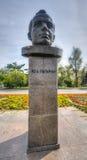 Head Bust of Yuri Gagarin Royalty Free Stock Photography