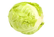 Head of Cabbage Stock Photos