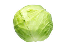 Head of cabbage Stock Photos