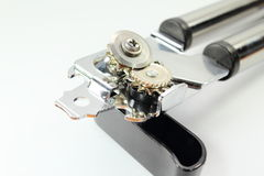 Head of can opener Stock Image