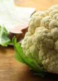 Head of  cauliflower Royalty Free Stock Photography