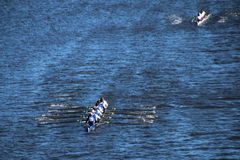 Head of the Charles Regatta 2016 Royalty Free Stock Images