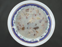 Head Cheese. Traditional, romanian head cheese made usually for Christmas or New years eve royalty free stock photo