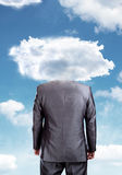 Head in the clouds Stock Images