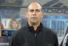 Head coach of Canada National team Stephen Hart Stock Photo