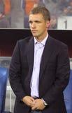 Head coach of FC BATE Viktor Goncharenko Stock Images
