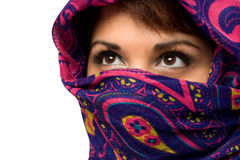 Head Covering Royalty Free Stock Image