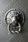Head door knocker Stock Photo