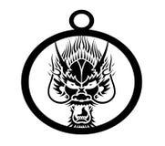 Head dragon Royalty Free Stock Photo