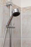 head dusch Arkivbilder