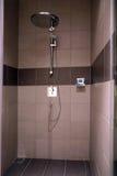 head dusch Arkivfoto