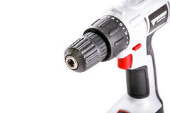 Head of electric screwdriver Royalty Free Stock Image