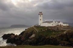 head fyr för fanad Ståndsmässiga Donegal ireland royaltyfria bilder