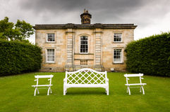 Head Gardener's Cottage - Castle Howard - TV location - Period C Royalty Free Stock Photo