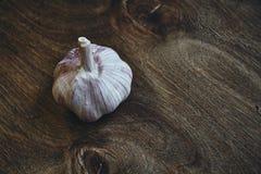 Head of garlic Royalty Free Stock Photography