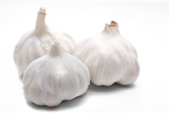 Head of garlic Stock Images