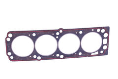 Head Gasket. An automotive car engine head gasket for sealing cylynder heads to the main block Stock Photography
