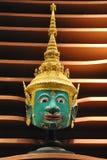 Head giant model of thailand Stock Photos
