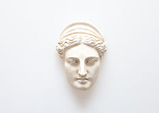 Head of Hera sculpture Royalty Free Stock Photography