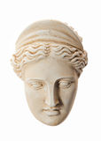 Head of Hera sculpture Royalty Free Stock Photos