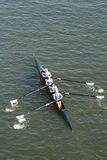 Head of the Hooch Rowing Regatta Stock Images