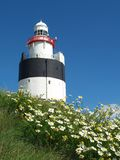 head hook lighthouse Στοκ εικόνα με δικαίωμα ελεύθερης χρήσης