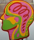 head human Arkivfoton