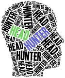 Head hunter or human resources concept. Stock Photos