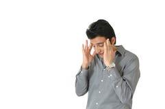 Head Hurts Stock Photos