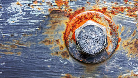 Free Head In Rusty Surface Stock Image - 34245051