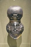 Head of a king, Iran Art Stock Photos