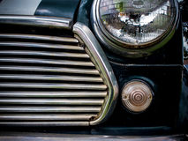Head light of vintage car Royalty Free Stock Photos