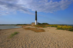 Head Lighthouse Royalty Free Stock Photos