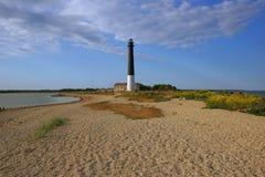 Head Lighthouse. The main Southern lighthouse on island Saaremaa in Estonia Royalty Free Stock Photos