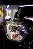 Head lights of a car Royalty Free Stock Images