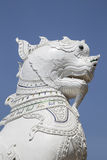 Head of lion statue Royalty Free Stock Photos