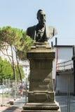 Head monument i stenen #3 Arkivbild