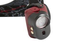 Head-mounted flashlights Royalty Free Stock Photo