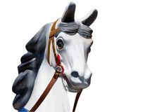 Free Head Of An Old Merry-Go-Round Horse Royalty Free Stock Photos - 14434358