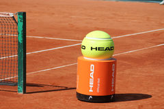 Head Official Ball Royalty Free Stock Image