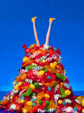 Head over Heals in Candy Stock Photos