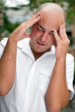 Head Pain Stock Photos